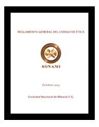 Reglamento Código de Ética Sonami